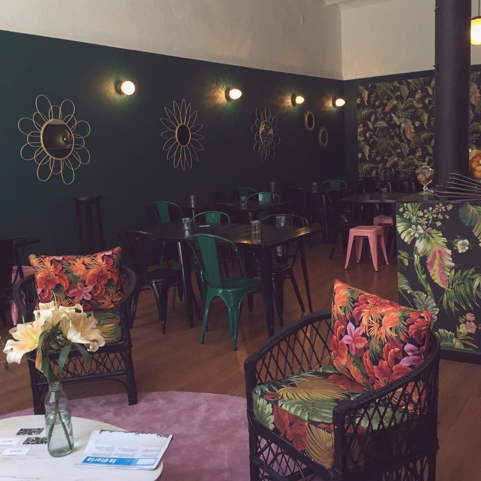 Santé Café y Cocina — Bon Vivant