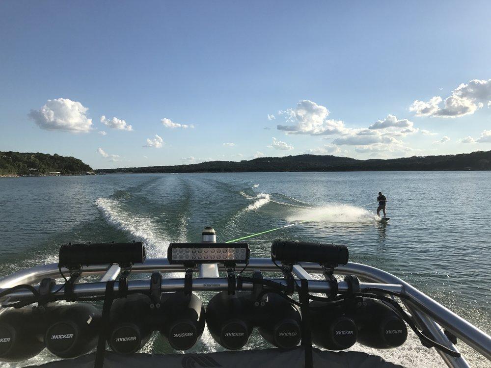 Lake Travis -