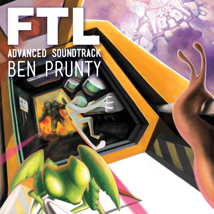 FTL Advanced Edition Original Soundtrack