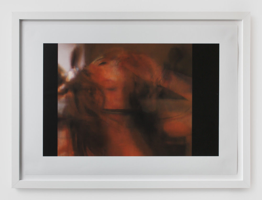 Troy Richards. Maenad (Lohan), 2014, Unique archival digital print, 30 x 40 inches