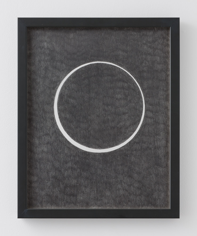 Claire Colette. Moon Landing, 2013, Graphite on paper, 14.5 x 11.75 inches