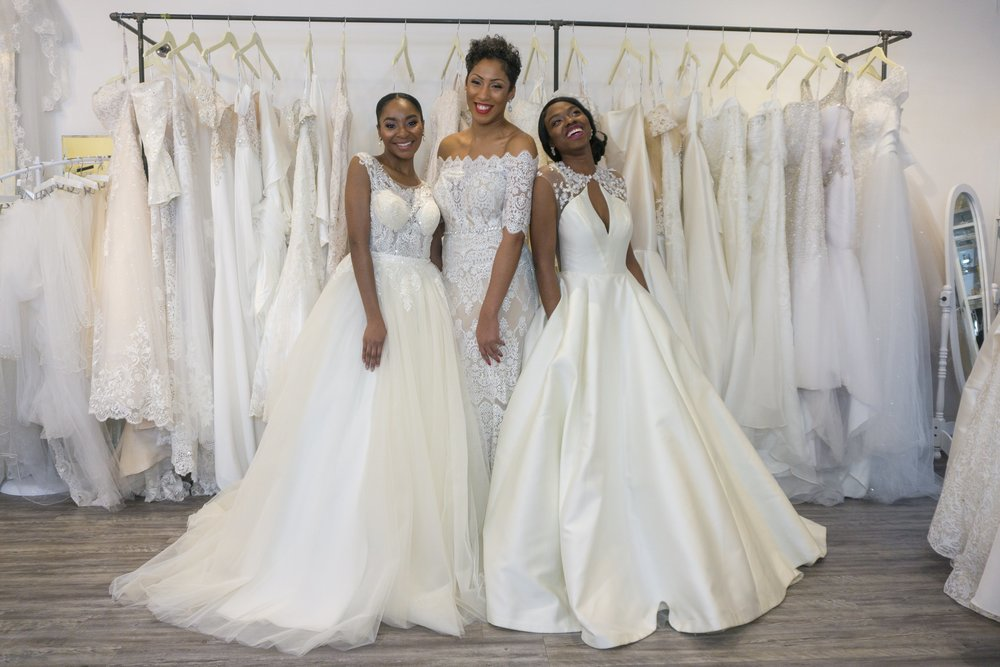 Image result for A Nigerian test fitting her wedding dress