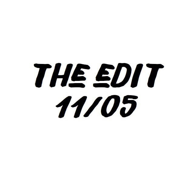 You've got an extra hour today which you should probably use to read this week's edit feat. @miyafolick @publicaccesstv and more! (Link in bio! 🌹)