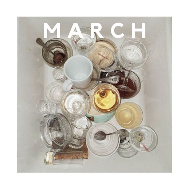 It's time to say 👋🏻 to March with our #playlist . Link in bio for our most-played songs of the month!