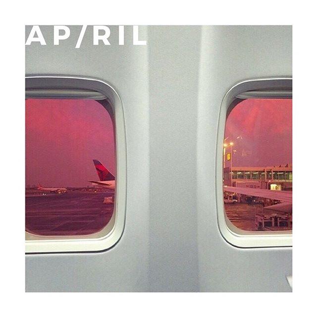 Ciao 👋🏼 April!