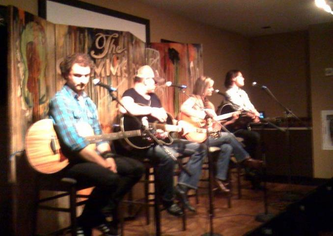 Singer/Songwriter night in Nashville