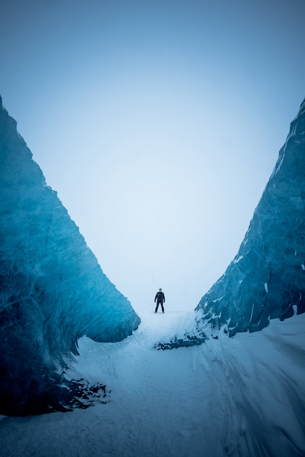 Siggi, and the frozen walls of Ice