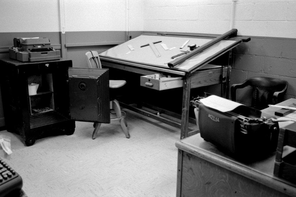 Fermi's Desk
