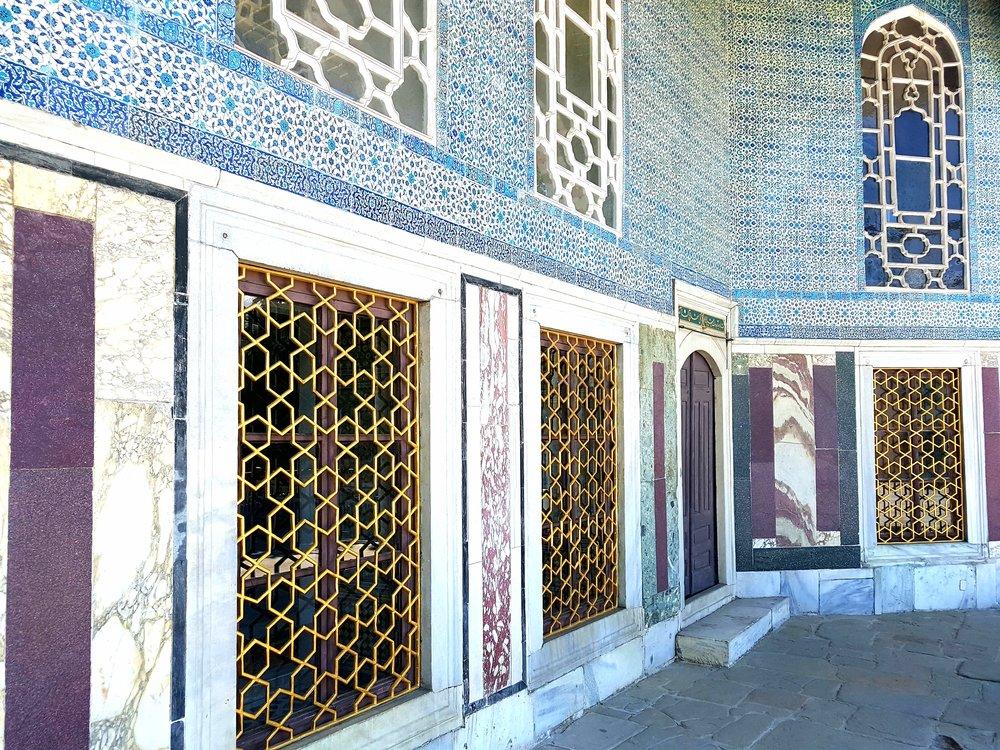 topkapi palace istanbul inspiration