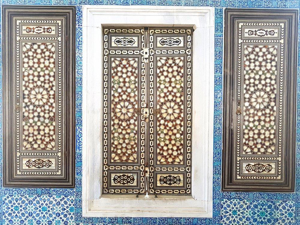mosaic istanbul
