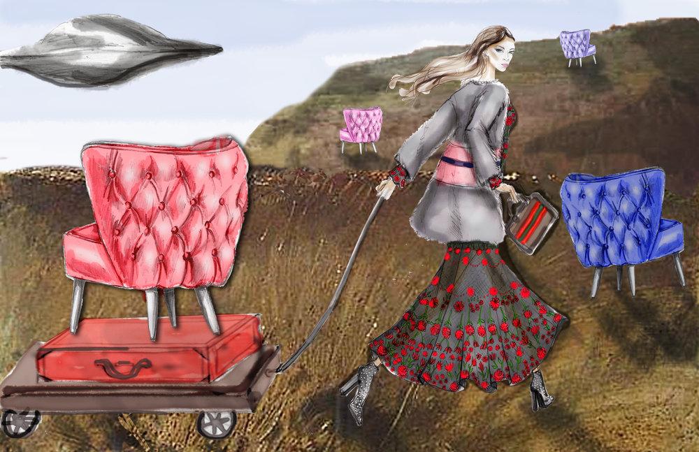 gucci scoff campaign lavender velvet chair lynda sparshatt .jpg