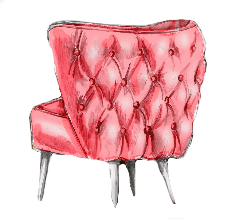 Lynda Sparshatt button-back cocktail chair.jpg