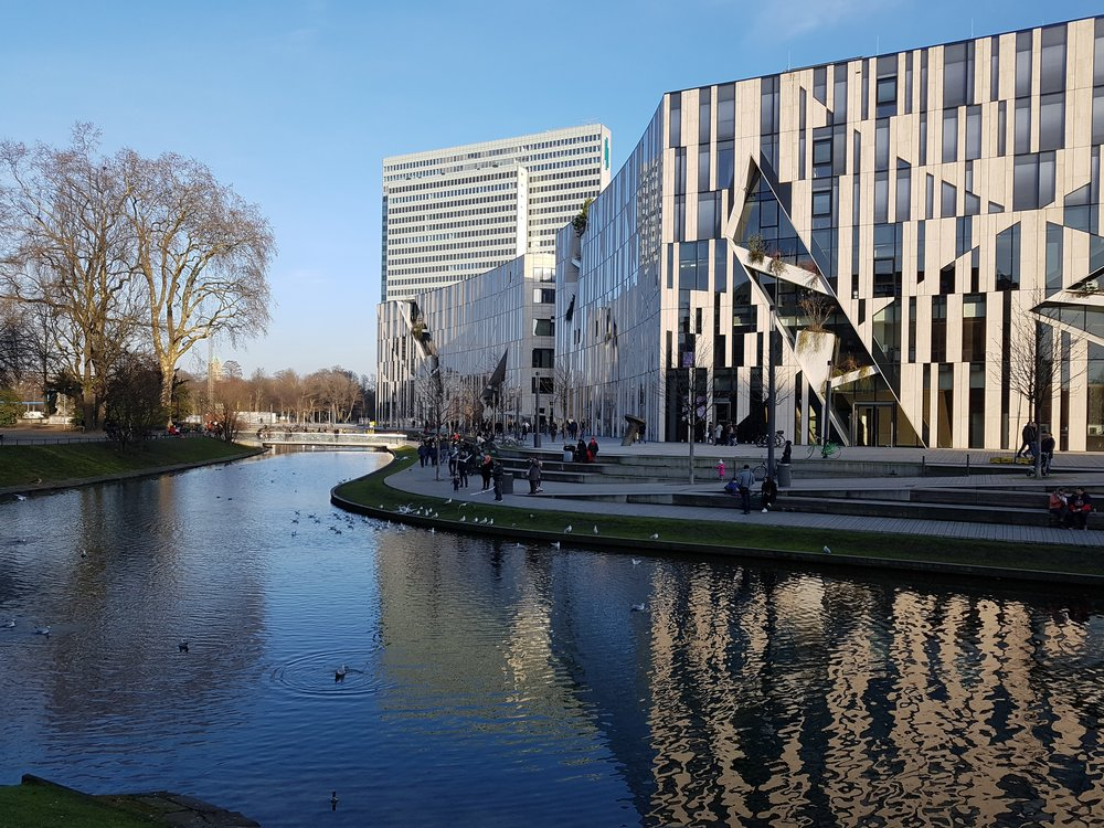Düsseldorf Ko Borgen lynda sparshatt