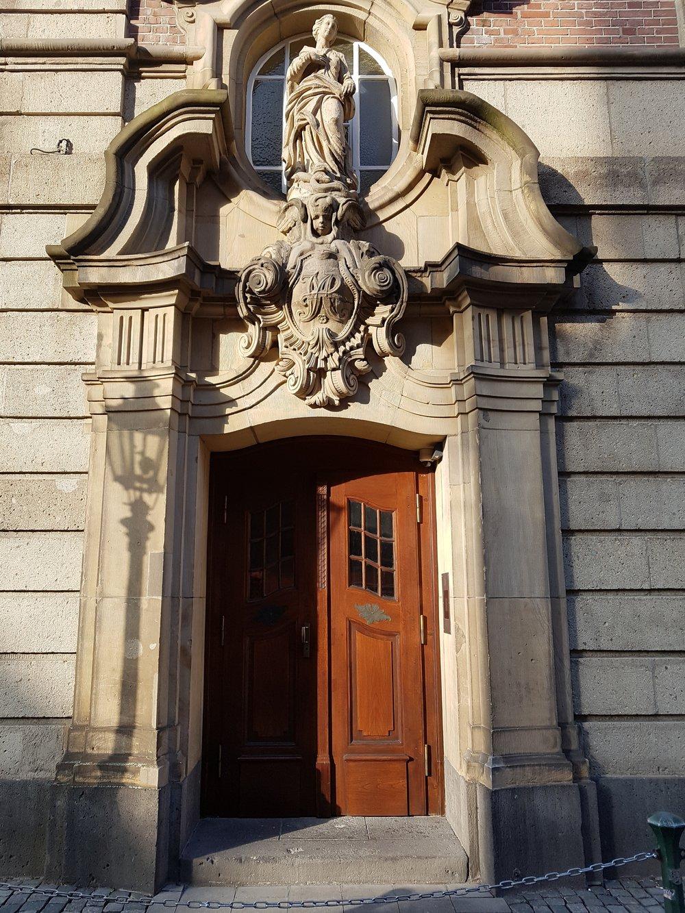 Door in Düsseldorf