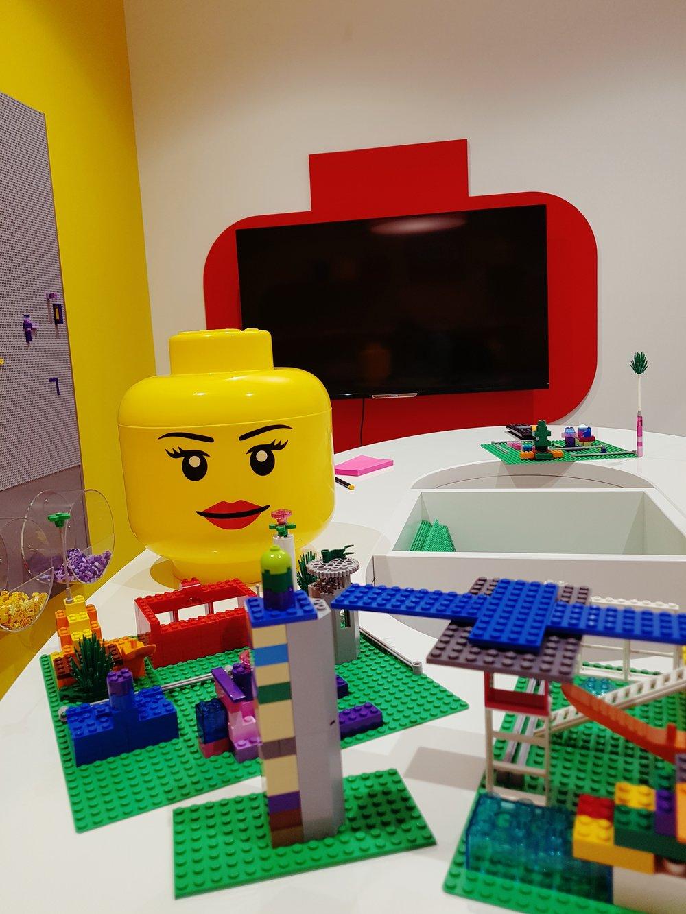 Lego room trivago campus