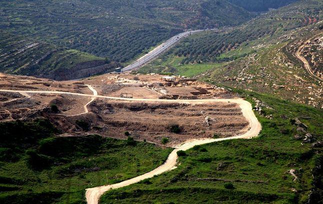 Ruins of Shiloh, Israel