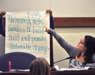Fostering Change for Children