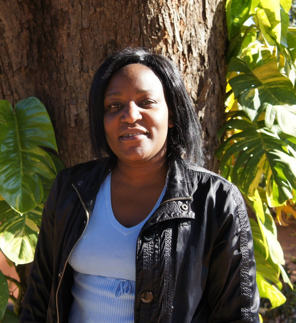 Prisca Chilobe Mfula - Training CoordinatorMrs. Prisca Chilobe Mfula is a Hope for Grieving Children Resource Team member, organizing and administrating details for trainings and follow-up visits and ministering to the needs of participants. She began her own organization called PRIMACH Hope Rehabilitation, targeting orphans and vulnerable children on the streets. Mrs. Mfula is married to Cyrus Mfula and they have two daughters, Chipo and Emma. They currently reside in Lusaka, Zambia.