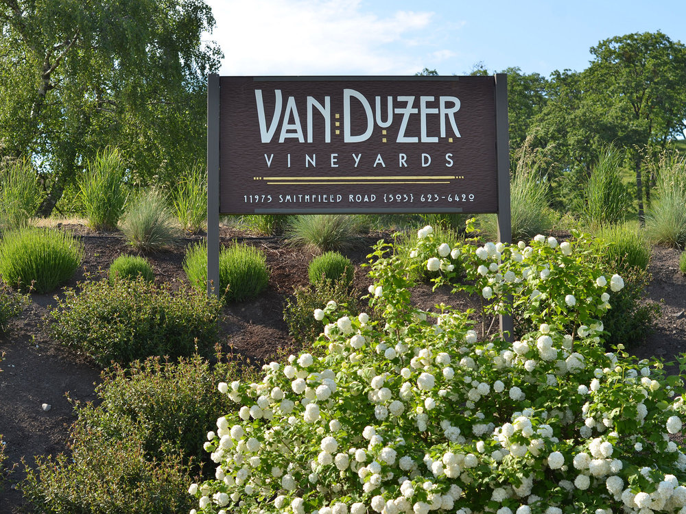 Van Duzer Vineyards  |  Dallas, Oregon