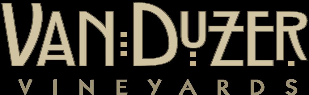 van_duzer_logo_gold