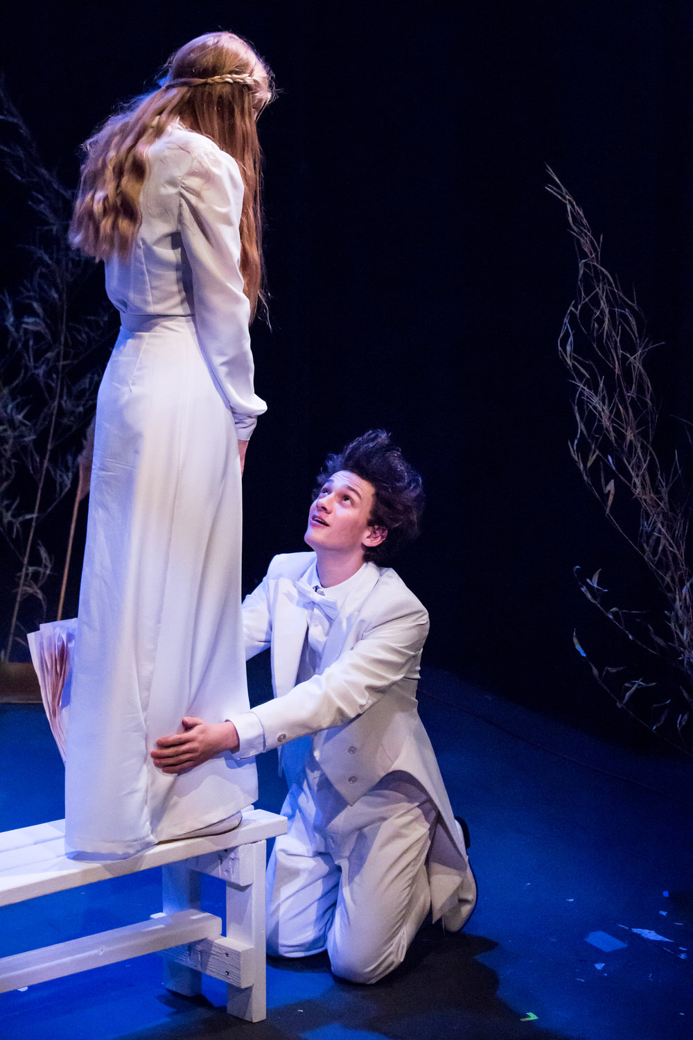 The Seagull, Outcry Youth Theatre