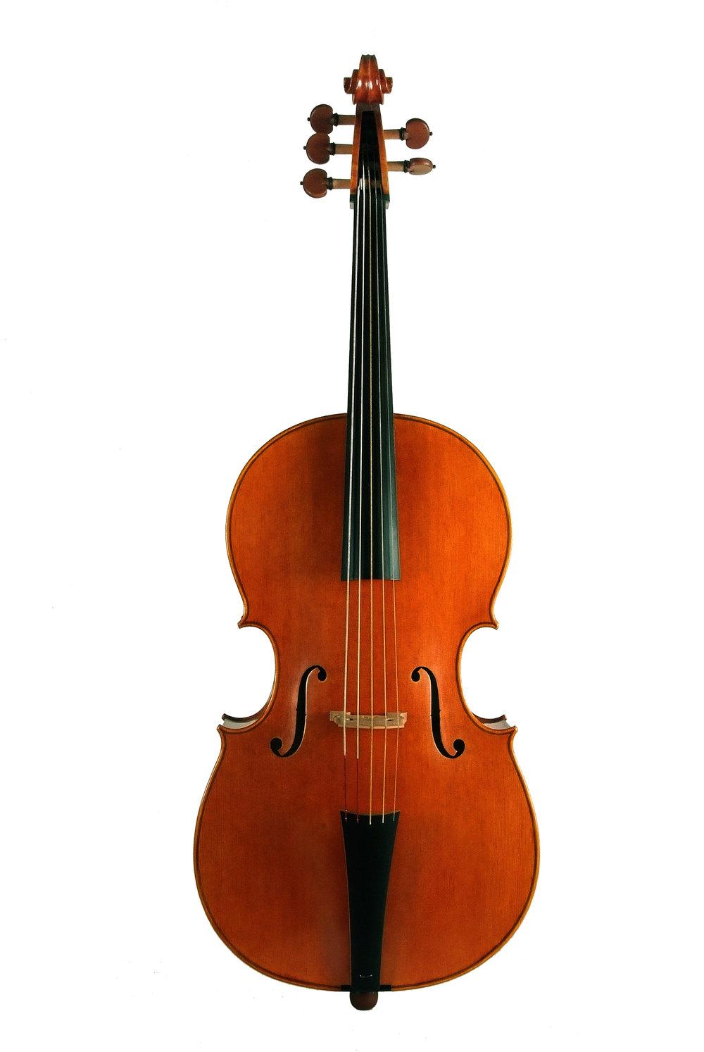 Amati 5-String cello Front.JPG