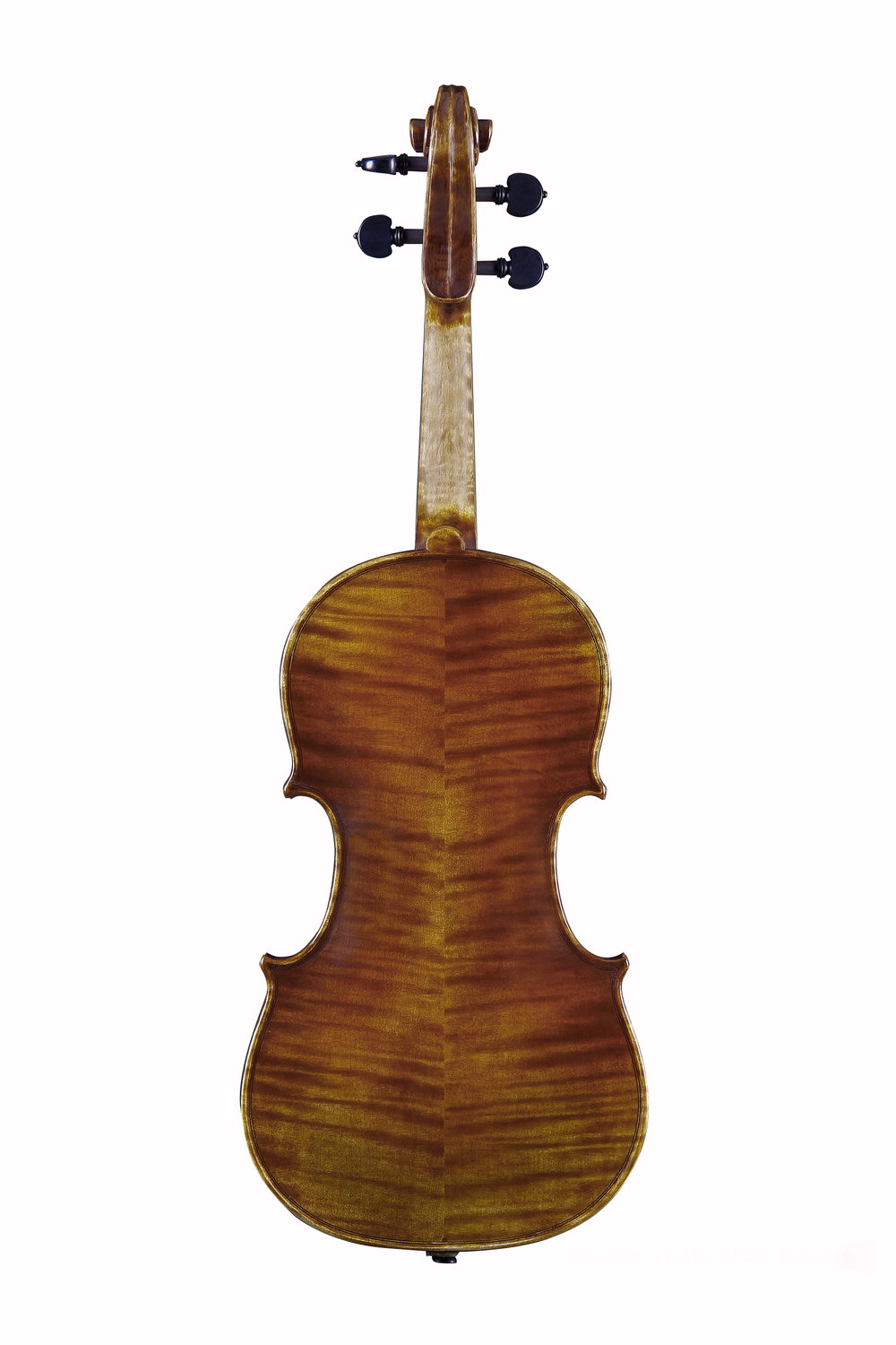 Guarnerius model BQ Violin Back.jpg