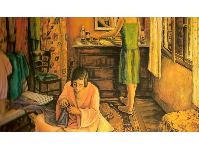 Anita Malfatti, O retorno (1927)