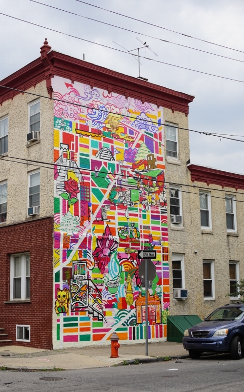 mural by Shira Walinsky