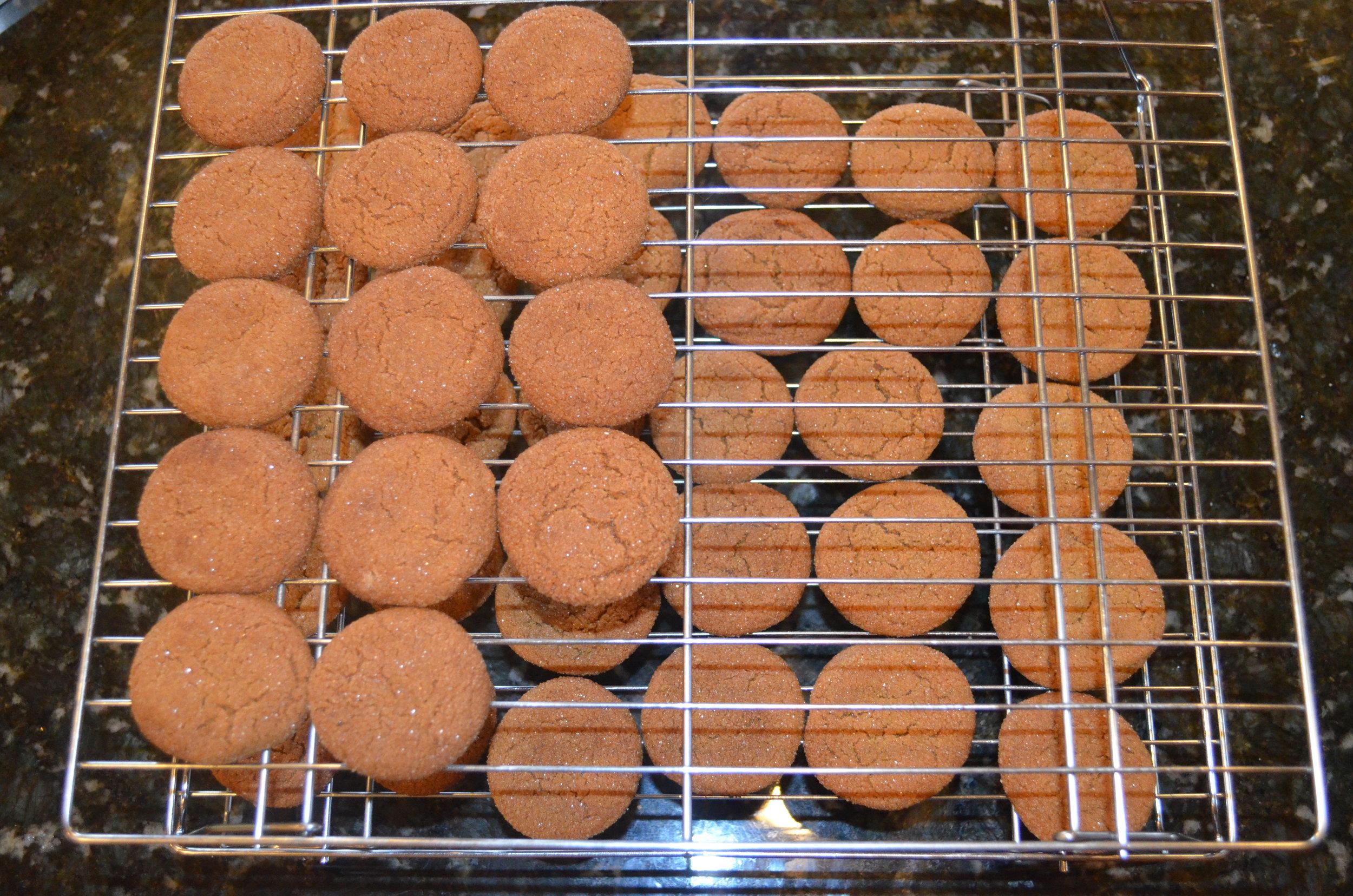 Not 72 cookies.