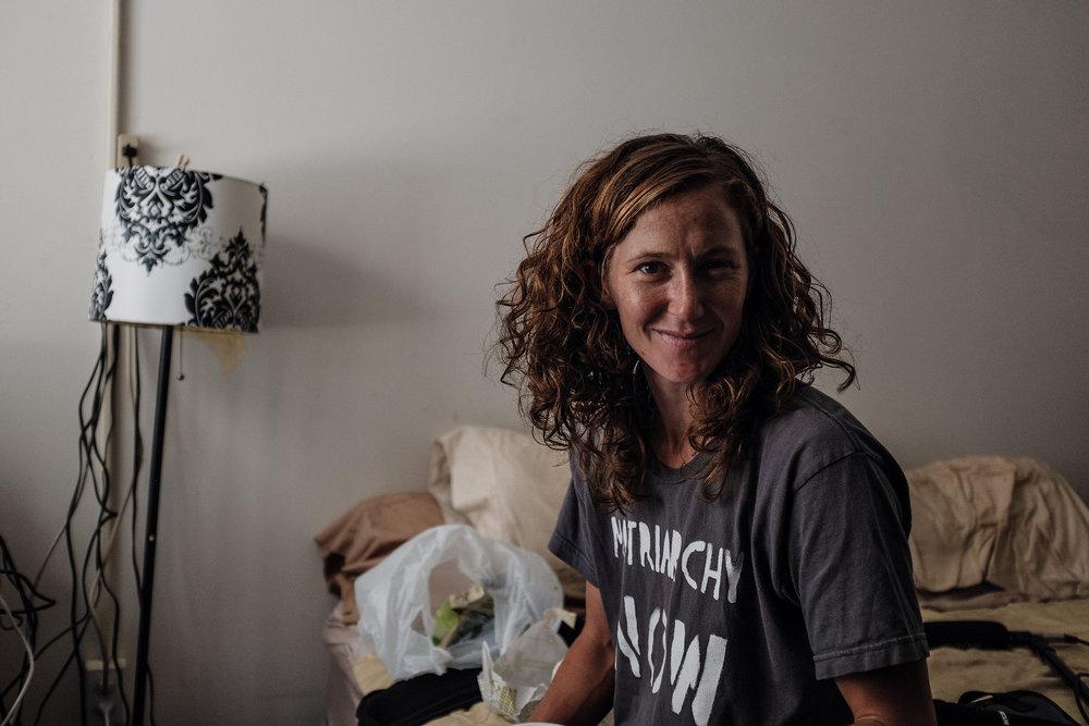 Jessica Harbeck - Stunt Coordinator