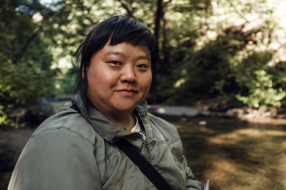 Jean Kim - GafferCamera Operator