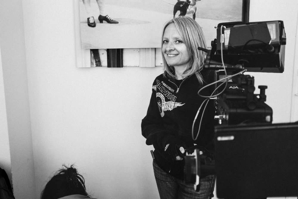 Mary Brown - First Assistant Camera