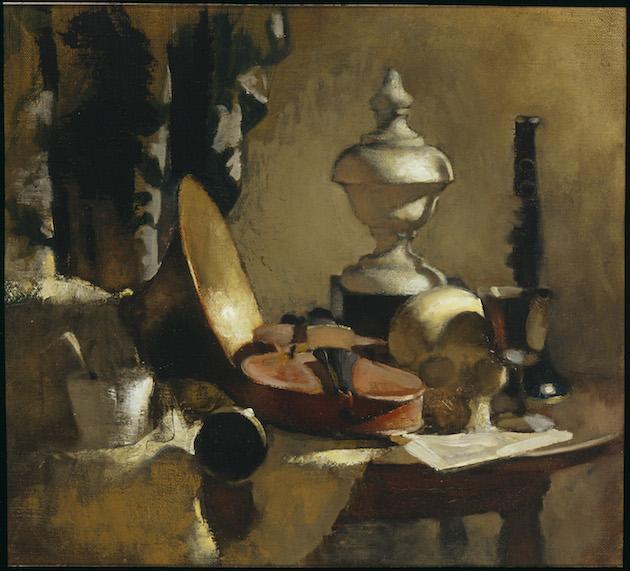 Memento Mori (505), private collection, 1989