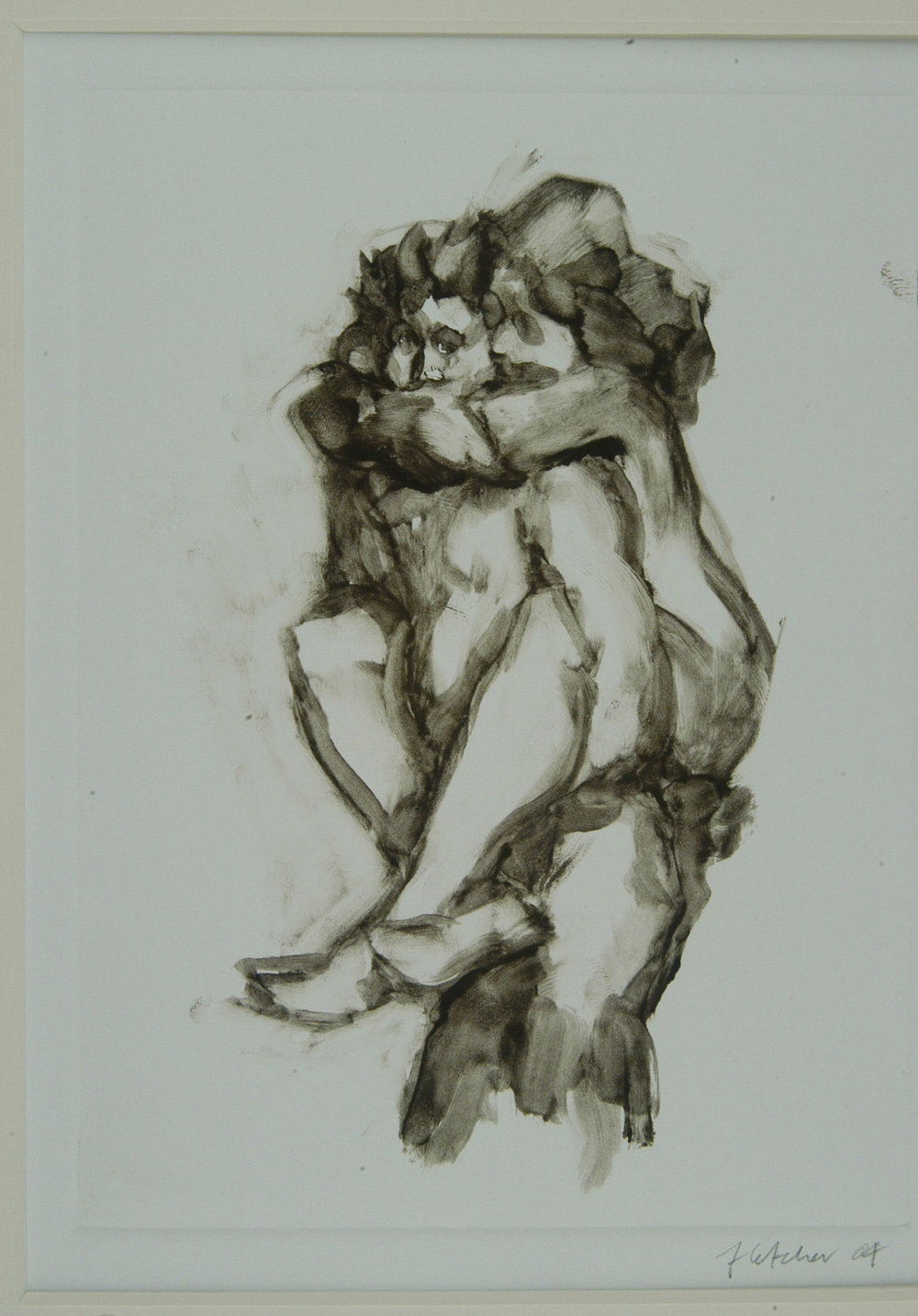 Satyr and Nymph, Piggy-back
