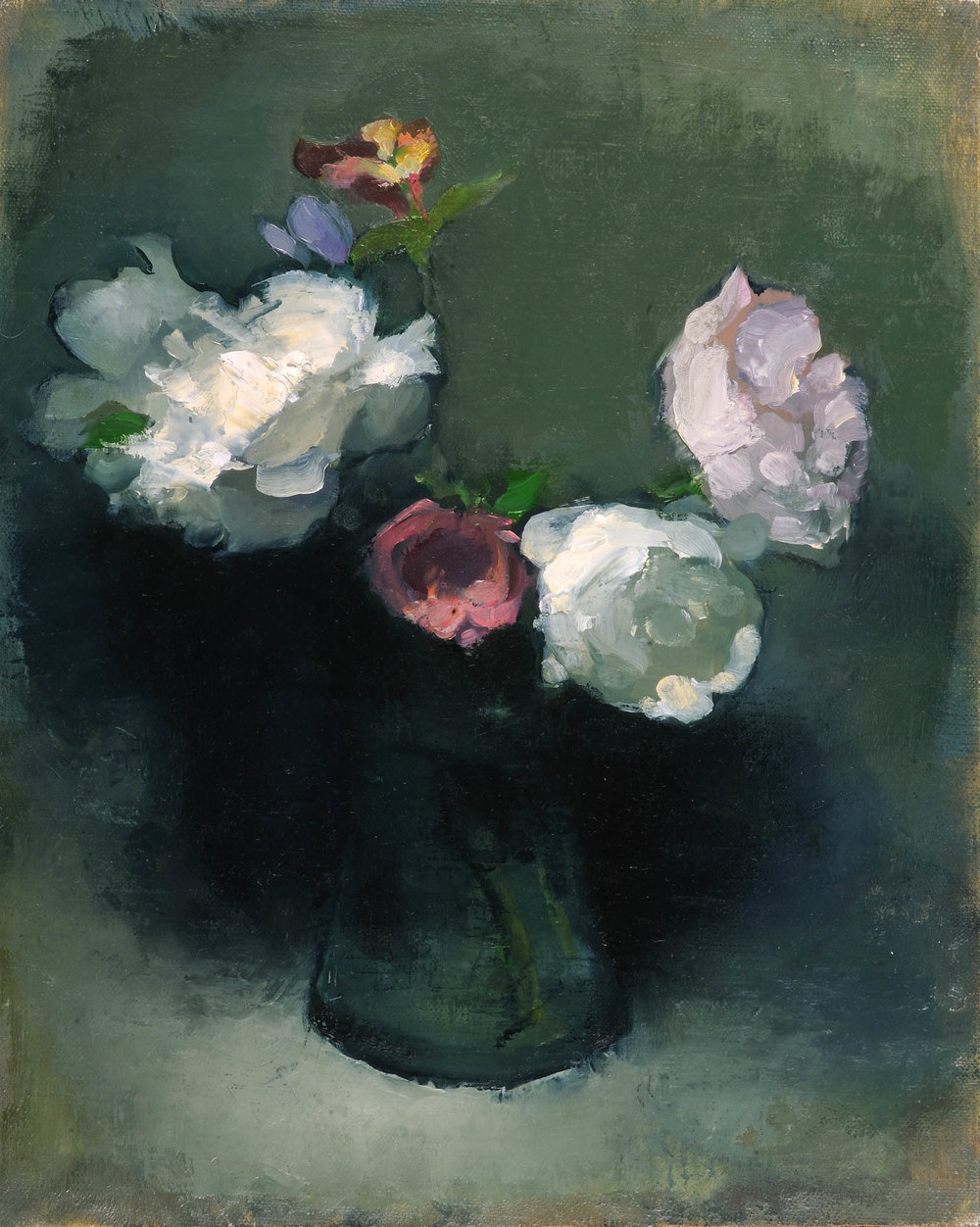 Peonies  (743), private collection, 2017