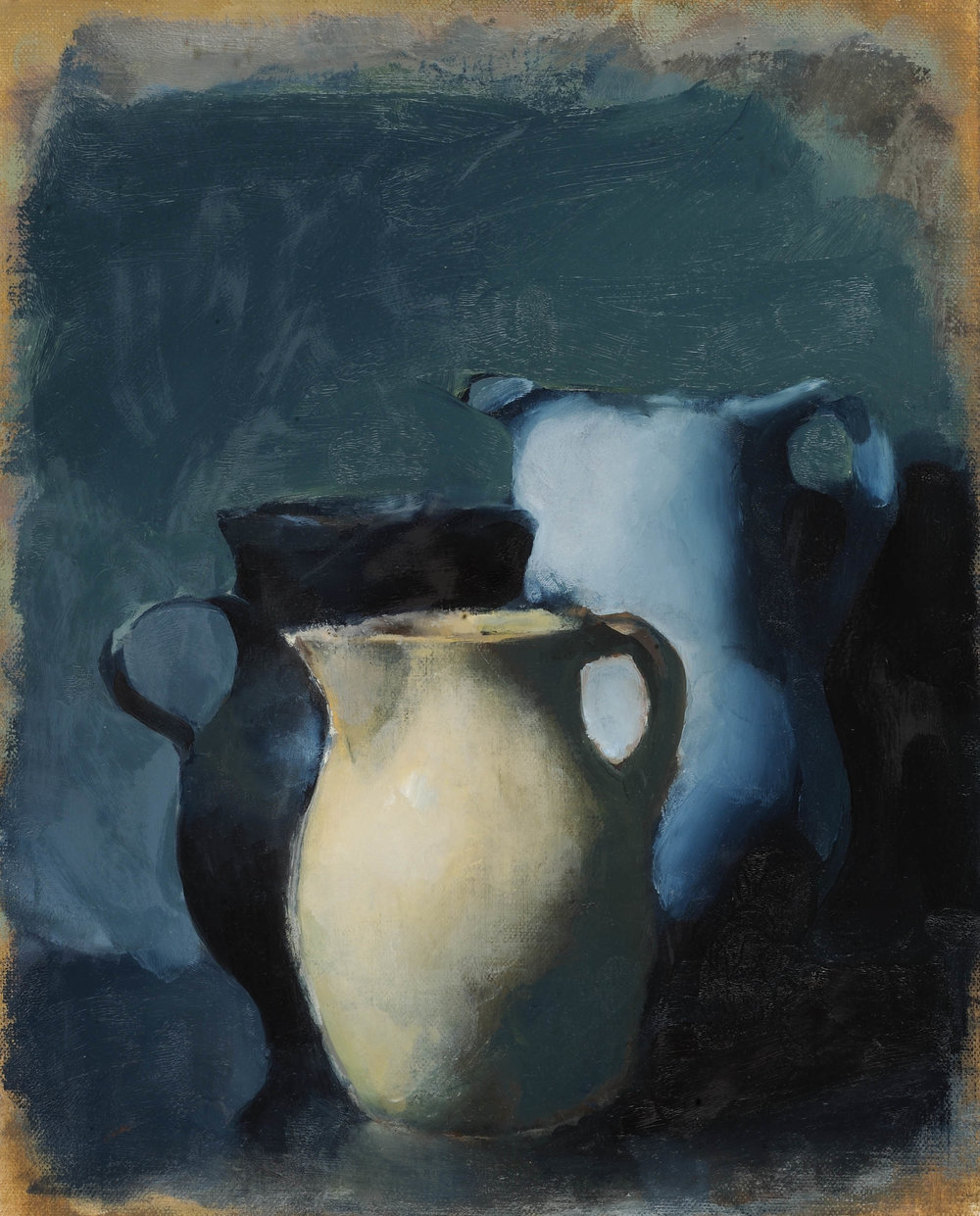 Pitchers  (743), private collection, 2017