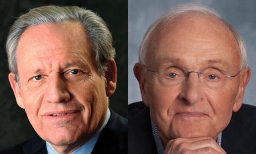 Bob Woodward + Bernie Swain 92nd Street Y