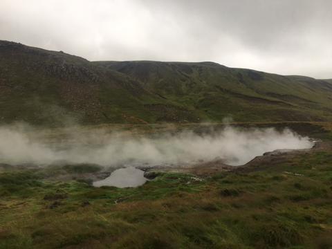 Hot River Iceland