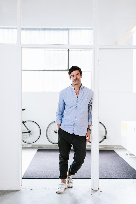 Damien Mulvihill, DesignOffice