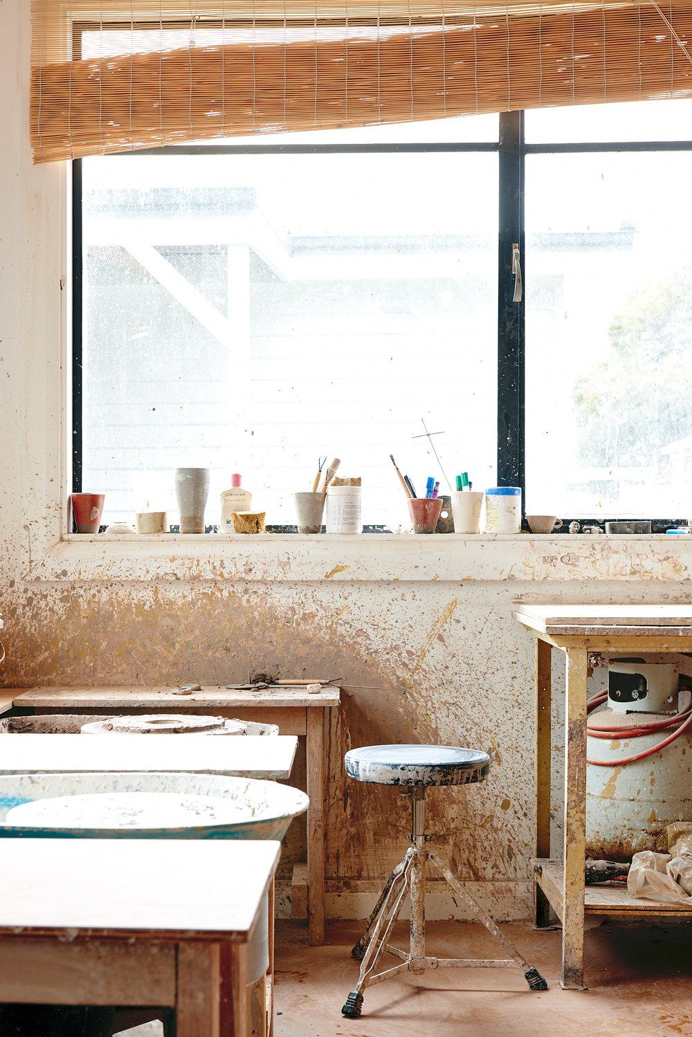 Andrei Davidoff's Studio