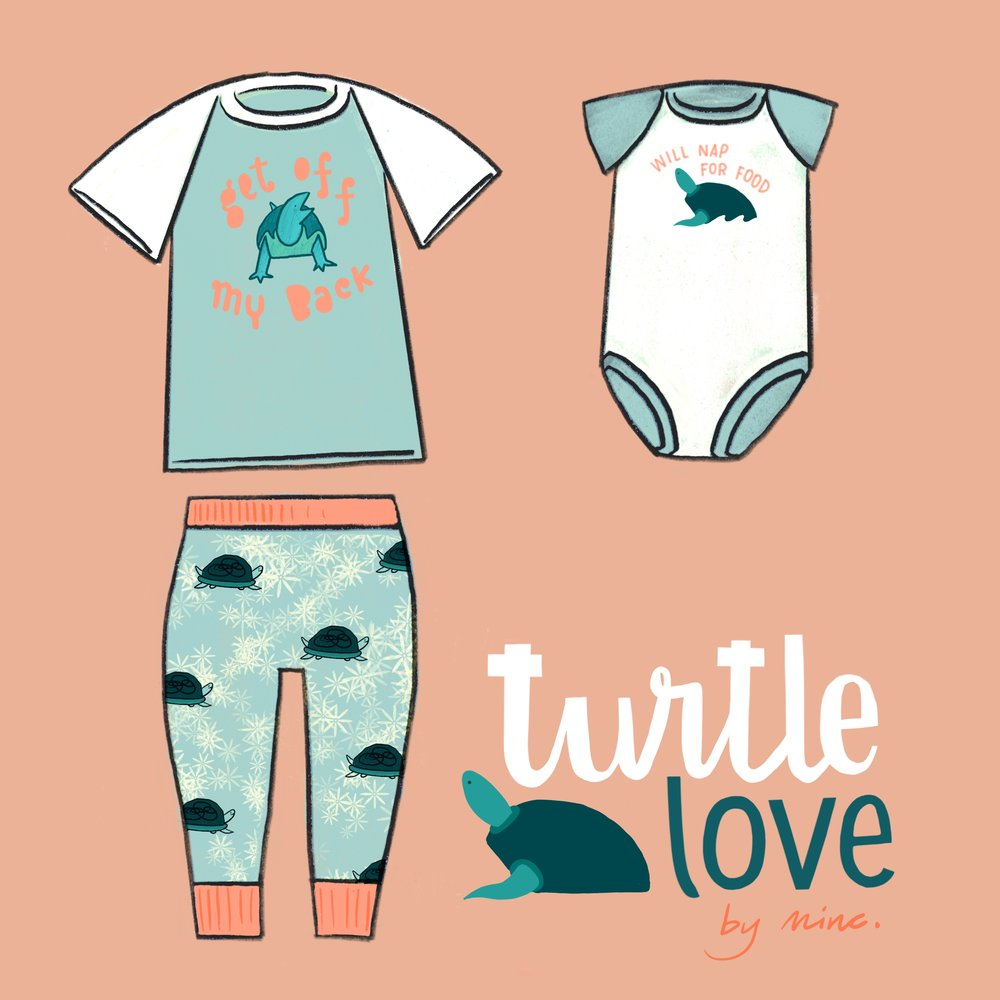 Turtle Love Outfit