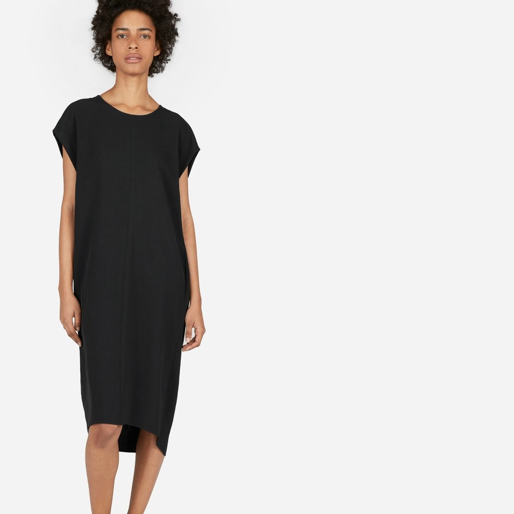 Cocoon Dress by Everlane