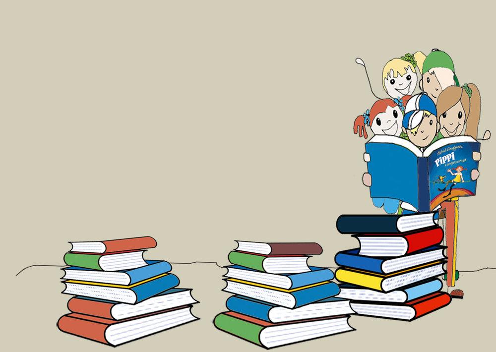 Bibliothek -