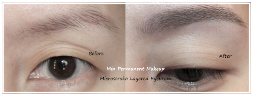 microblading eyebrow before and after 6