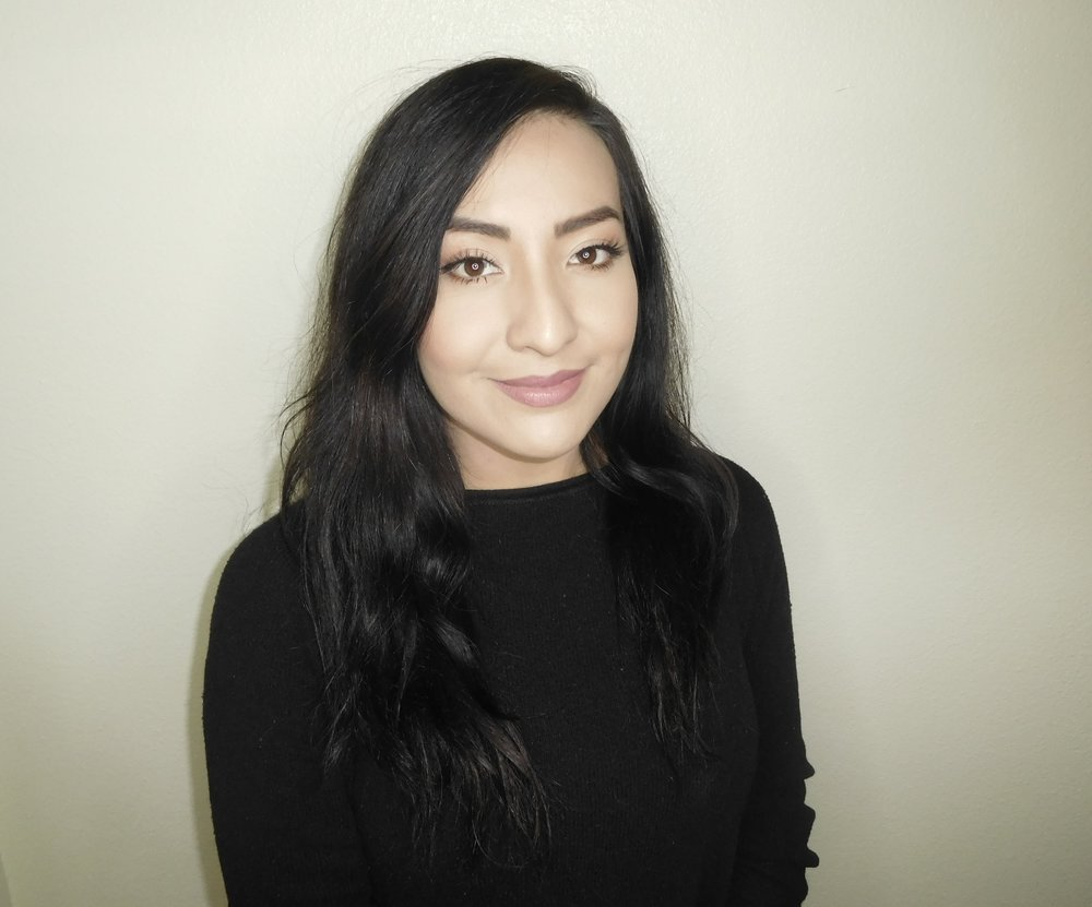 Alma - Alma is our receptionist and helps assist Min with permanent makeup procedures. She has been working here for well over a year now and has sparked an interest in permanent makeup. She is currently enrolled in the permanent makeup school with Min and cannot wait to finish her training.