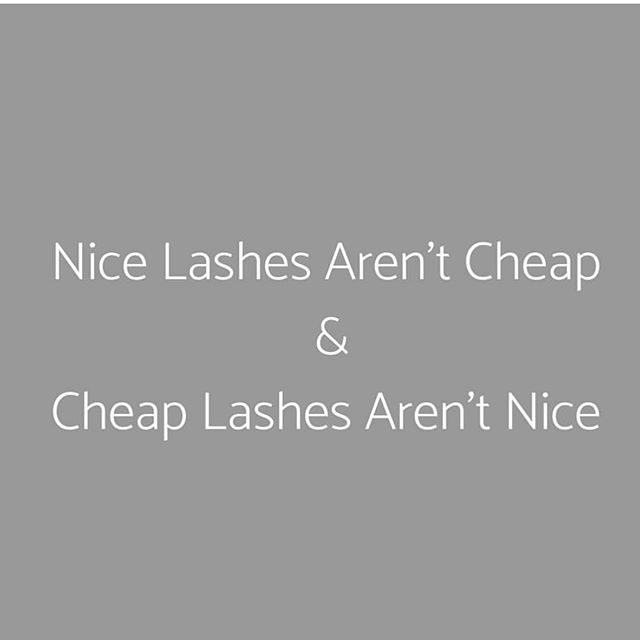 Word of warning 🙌🏻 - if you're paying $35 for nail salon lashes, be prepared to have $35 nail salon lashes 👀 The Team at Lavish want the best for your eyes - we pride ourselves on taking the best care of your natural lashes, so you can continue having lashes year after year 😍😍😍 • • • • • • #love #lashes #lavishlashandbeauty #stronglashes #healthylashes #nodamage #gorgeous #auckland #newzealand #eyelashextensions #russianvolume