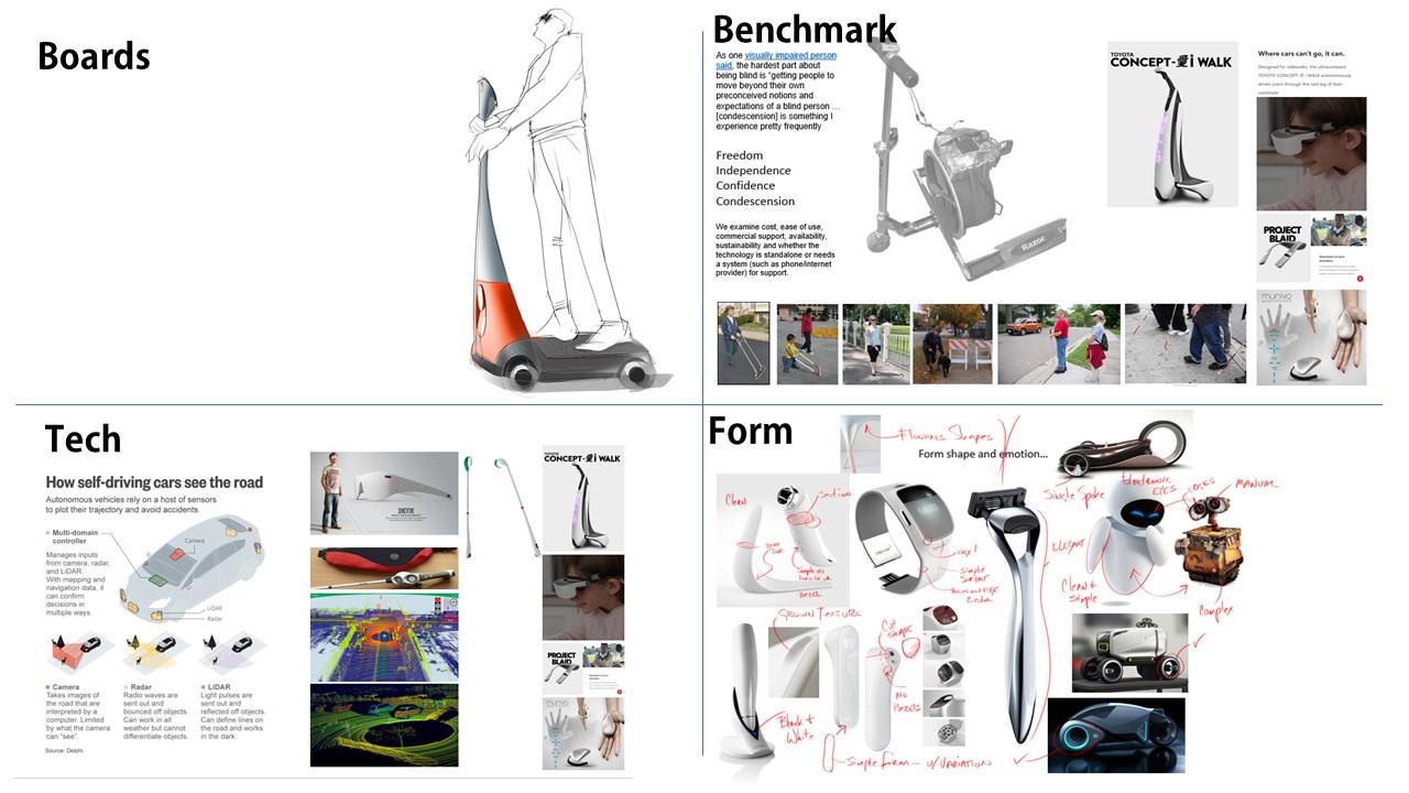 Skate board CCS — John Bleau