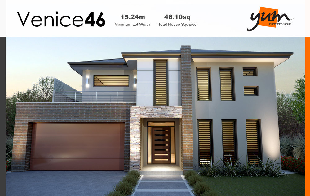 Venice Facade by Yum Homes