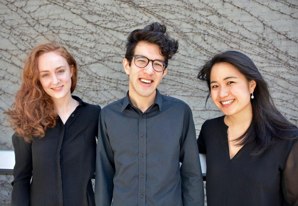 Merz Trio on the Highline